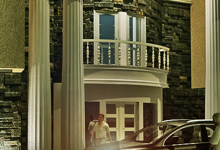 Darwish Villa Exterior Design