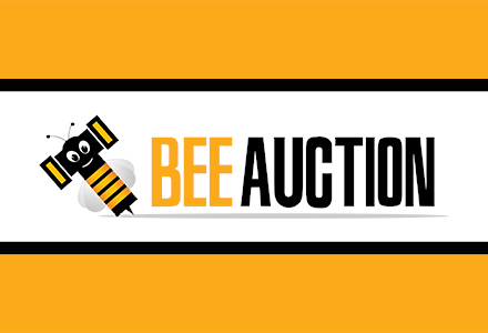 Bee Auction Website